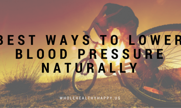 Best Ways to Lower Blood Pressure Naturally