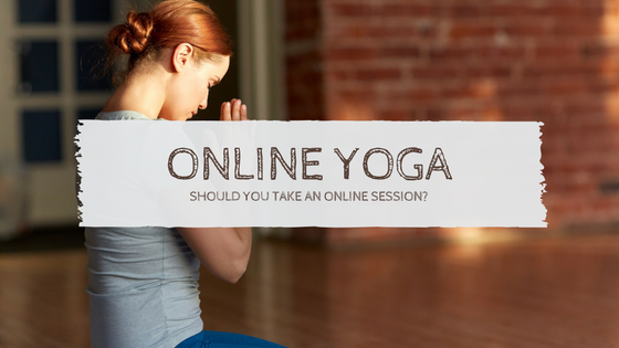 Why Not Take a Yoga Session Online?